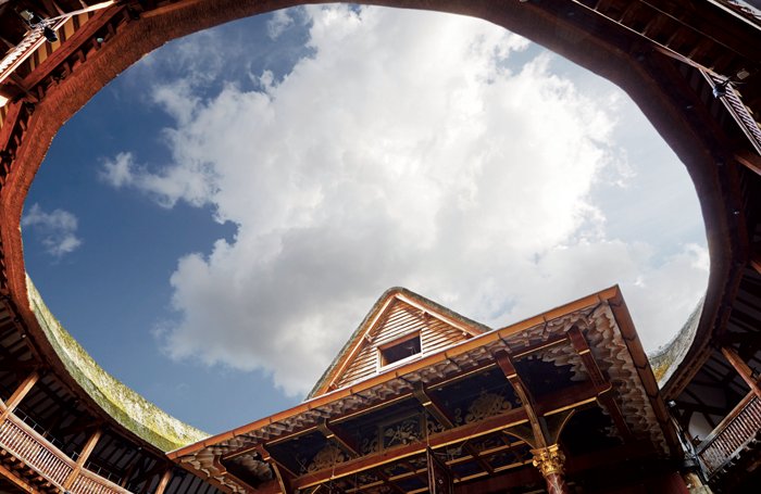 Shakespeare's Globe, where the Act for Change conference took place. Photo: John Wildgoose