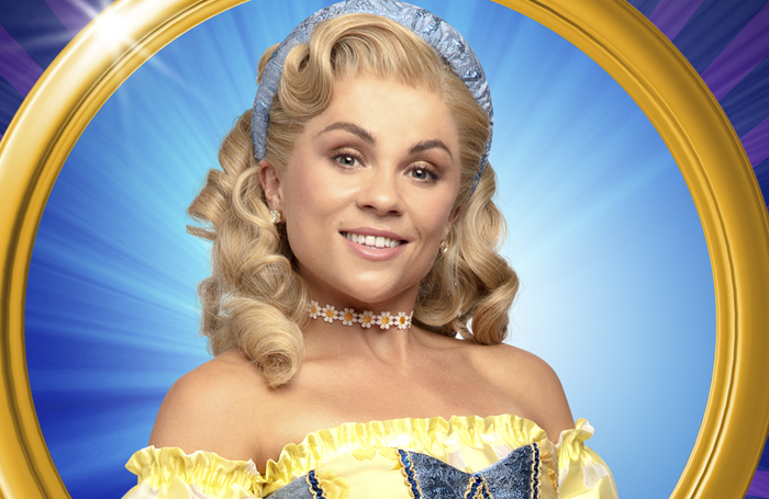 Sophie Isaacs will play Goldilocks at the Palladium.