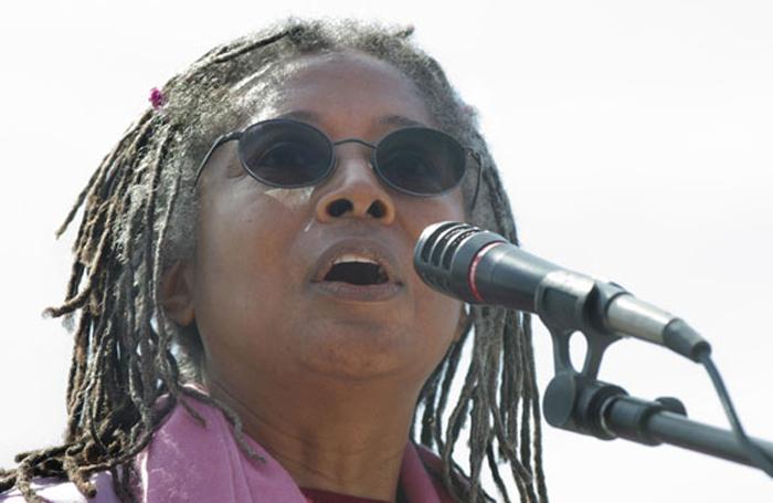 Alice Walker. Photo: Flickr/CODEPINK Women for Peace