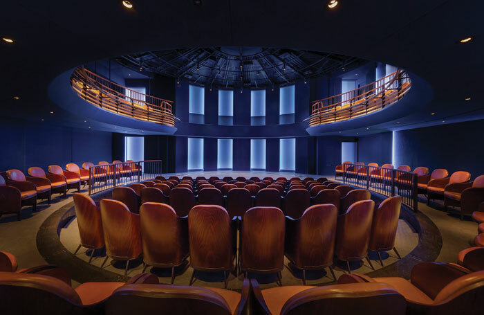 The new Boulevard Theatre auditorium. Image: Tom Lee