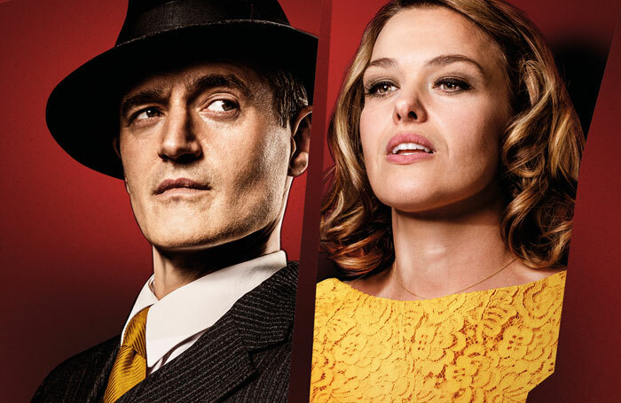 Tom Chambers and Sally Bretton will star in Dial M for Murder