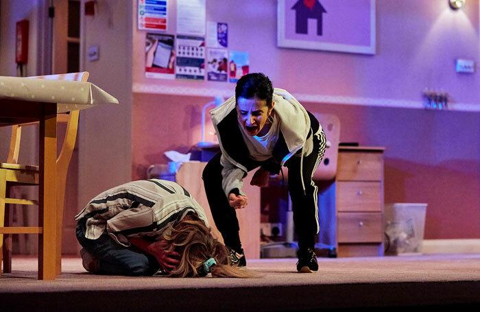 Sally Tatum and Jasmine Jones in Gaslight at Watford Palace Theatre. Photo: The Other Richard