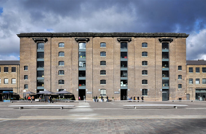 Drama Centre London is part of Central Saint Martins. Photo: Shutterstock