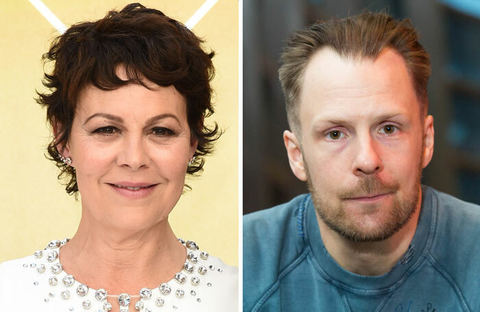 Helen McCrory and Nikolai Foster are among the members of Drama Centre London's advisory council who have resigned. Photos: Shutterstock/Ellie Kurttz