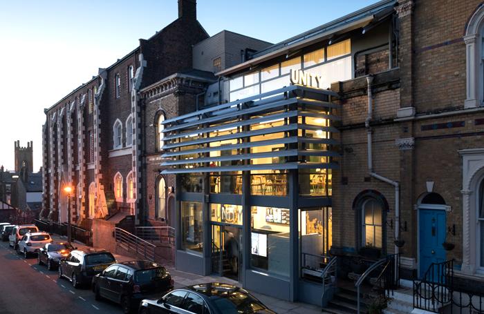 Liverpool's Unity Theatre. Photo: Paul McMullin
