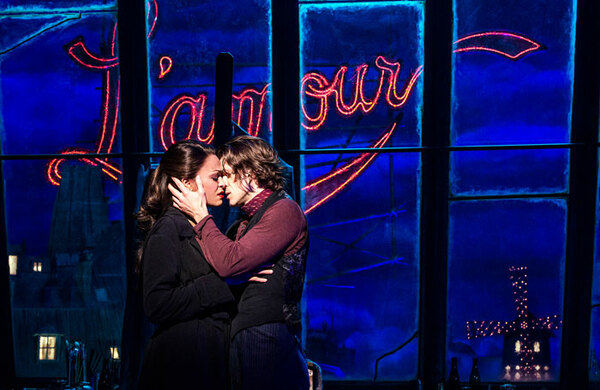 Moulin Rouge! The Musical announces London transfer
