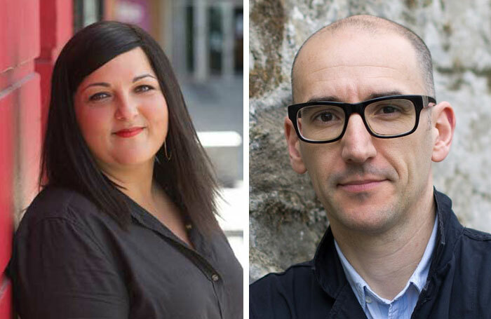 Artistic directors Nadia Fall and Matt Fenton have called for theatres to provide spaces and services for the public