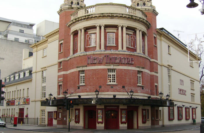 The New Theatre in Cardiff