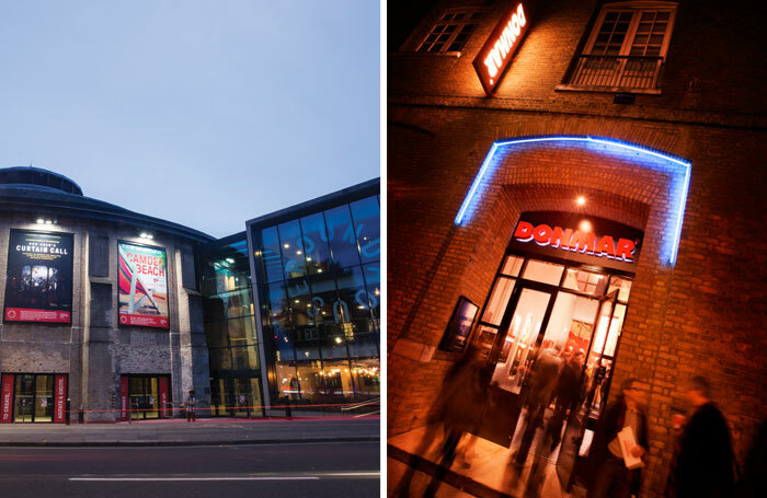 London's Roundhouse and the Donmar Warehouse both turned down money from the Sackler Trust