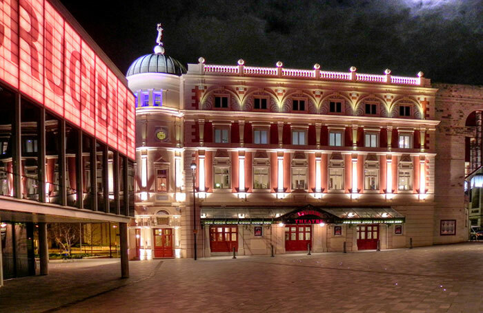 Sheffield's Lyceum and Crucible theatres. Photo: David Dixon