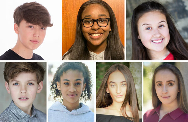 The Stage/Spirit Young Performers Company scholarships winners 2019
