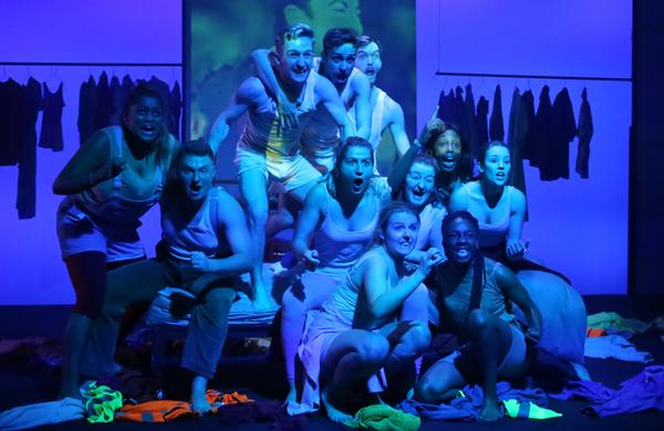 Drama St Mary's, Twickenham: A 'real world' platform for students