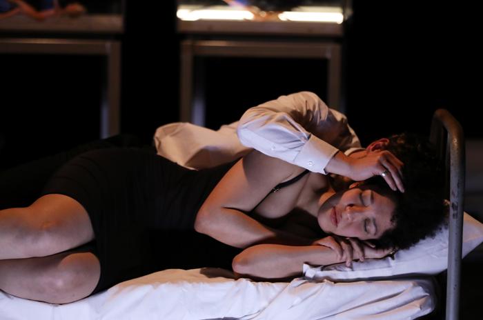 Julia Bullock in Zauberland at Linbury Theatre, London. Photo: Patrick Berger