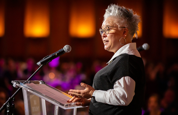 UK Theatre Awards 2019: Emma Rice's acceptance speech in full