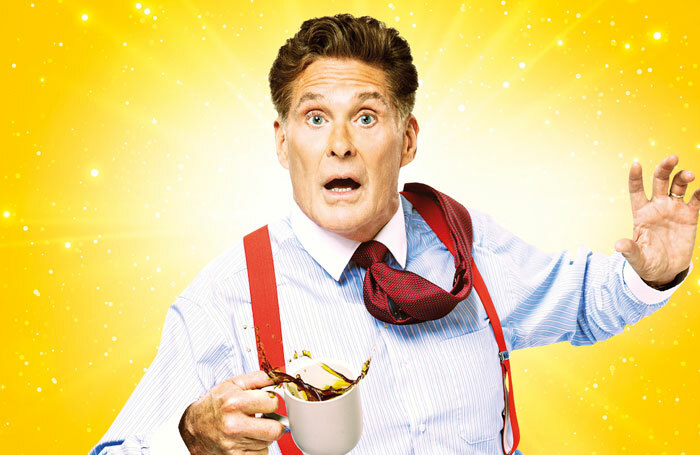 David Hasselhoff will join 9 to 5 the Musical from December