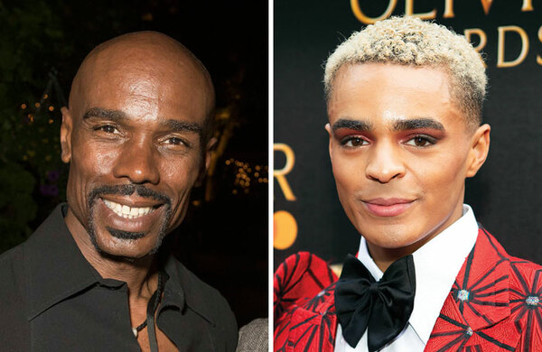 Actors Cavin Cornwall and Layton Williams: Young performers need more Black British role models