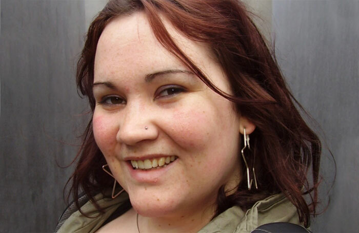 Low pay/ no pay organiser Charlotte Bence