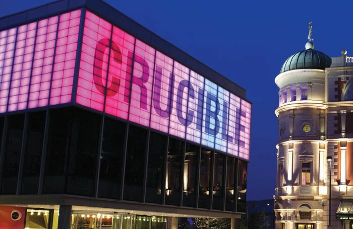 Sheffield Crucible. Photo: Craig Fleming