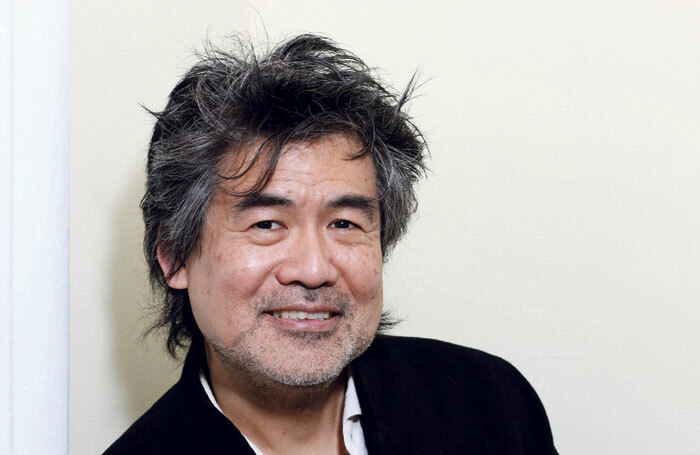 David Henry Hwang. Photo: Lia Chang