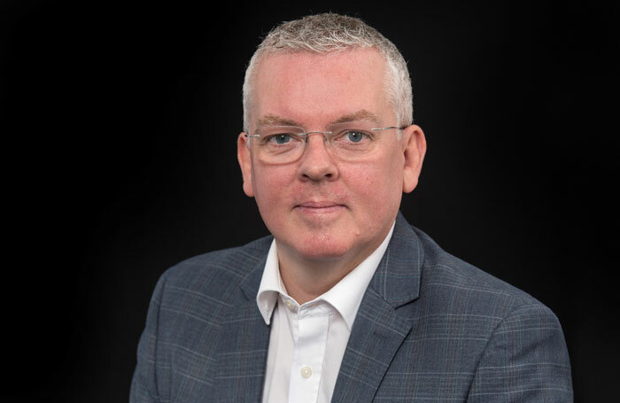 Iain Munro has been appointed the permanent chief executive of Creative Scotland