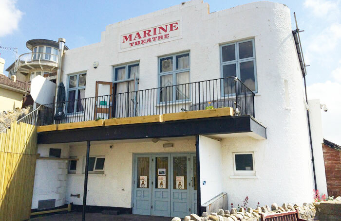 Lyme Regis' Marine Theatre is one of the organisations affected by the proposed funding cuts. Photo: Phil Guest