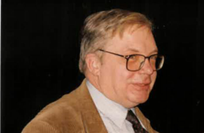 Michael Billington in 1996