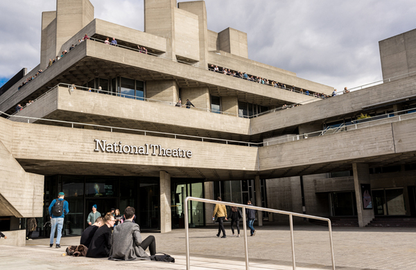National Theatre to phase out use of 'ladies and gentlemen' front of house