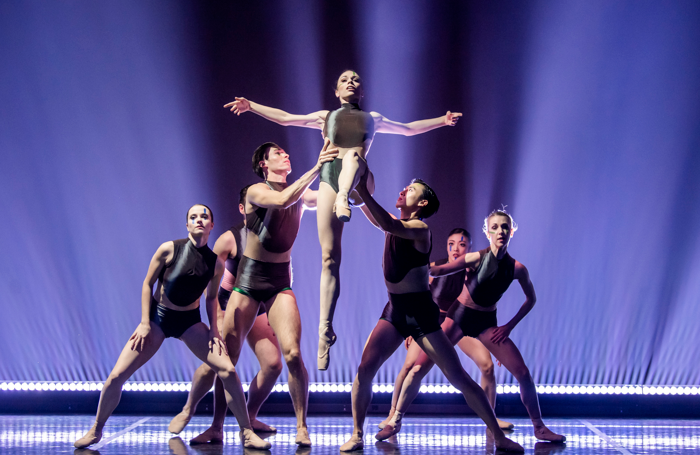Northern Ballet at the Linbury Theatre, London. Photo: Tristram Kenton