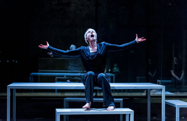 Robert Icke's Oresteia and Hamlet to be revived in repertory in New York