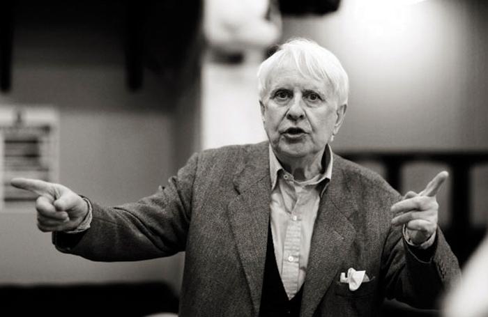 Peter Gill. Photo: Helen Maybanks