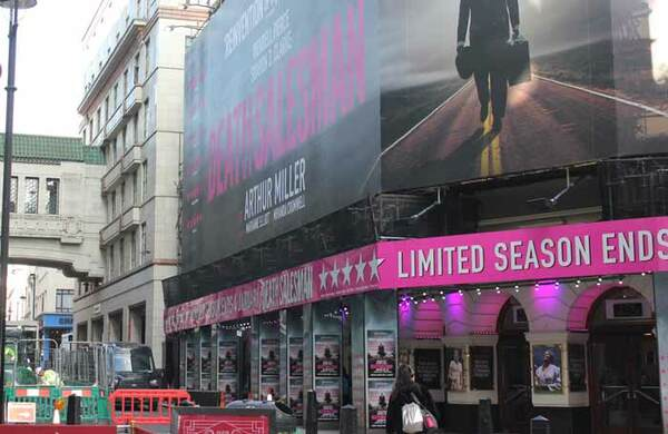 Piccadilly Theatre evacuated after reports of 'ceiling collapse'