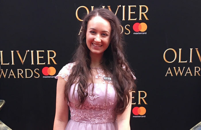Olivier Awards #BeInspired Award winner Pippa Stacey has welcomed schemes like the Sunflower Lanyard