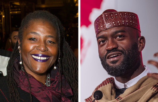 Sharon D Clarke and Inua Ellams: Arts education cuts will do 'irreparable damage' to British public