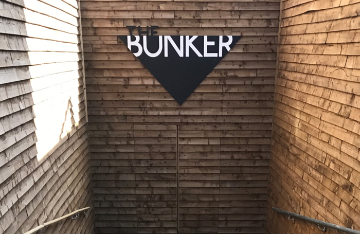 The Bunker theatre in 2017. Photo: The Bunker