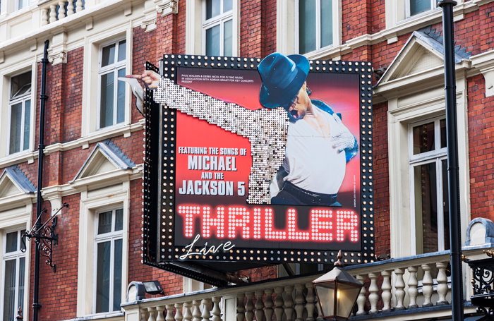 Thriller Live has run in the West End since 2009, while simultaneously touring the UK and internationally. Photo: Shutterstock