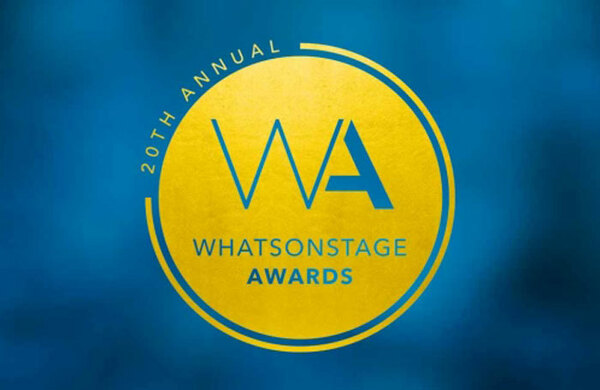 WhatsOnStage Awards to add sound design and musical direction categories in 2020