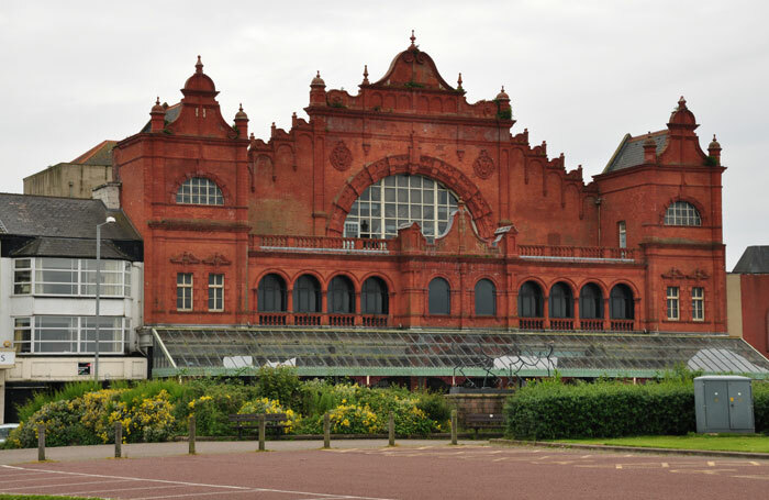 Morecambe's endangered Winter Gardens is on the Theatres Trust risk register