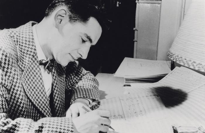 Leonard Bernstein. Photo: Leonard Bernstein Office, Inc