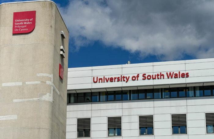 University of South Wales. Photo: Shutterstock
