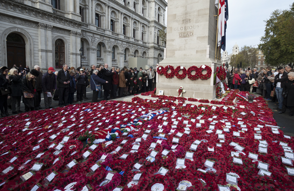 Neil Bartlett: This Remembrance Day I want to remind audiences of the powerful act of listening to each other