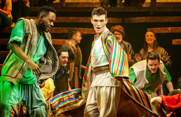 Bill Kenwright offers free Joseph tickets to Yorkshire flood victims