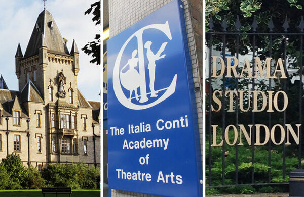 ALRA, Italia Conti and Drama Studio London expand joint audition scheme for 2020