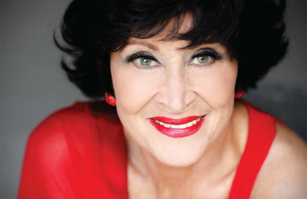 Chita Rivera: 'You can take the girl out of the chorus...'