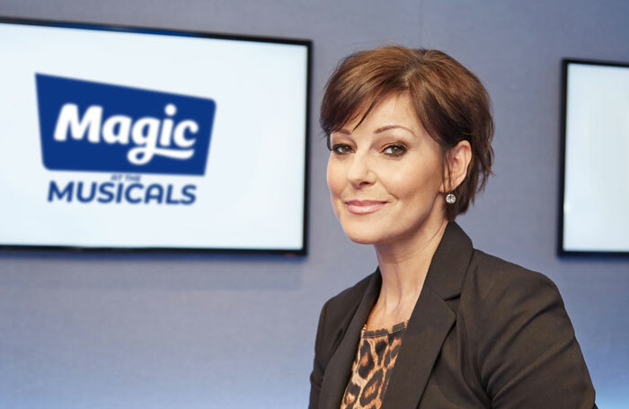 Ruthie Henshall is one of the new station's presenters. Photo: Barn Theatre