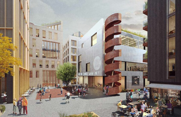Brighton's £3.8m Dance Space set for 2018 launch