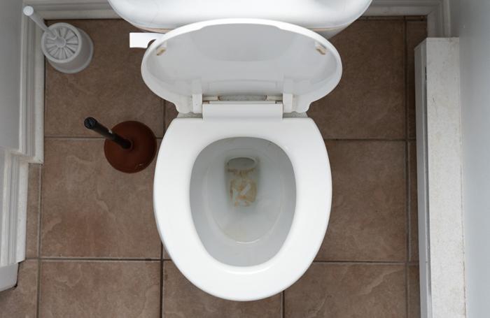 A secret tunnel was found under a toilet in Deptford. Photo: Shutterstock