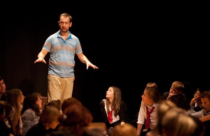Children's theatremaker's verdict on theatre in schools: 'not inspirational'
