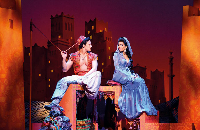 West End's Aladdin to hold open auditions
