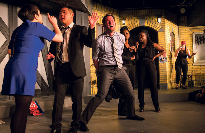 International: How the Second City is producing the future stars of improv