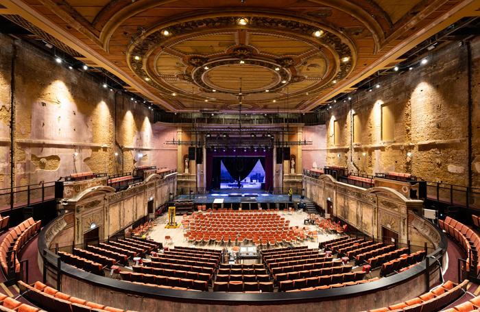 Alexandra Palace Theatre. Photo: Richard Battye